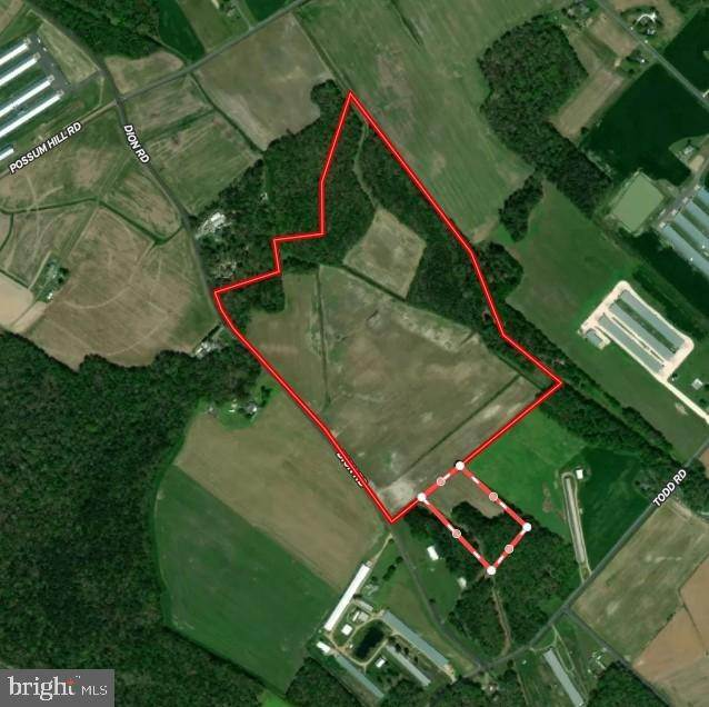 Land for Sale at Federalsburg, Maryland, 21632 United States