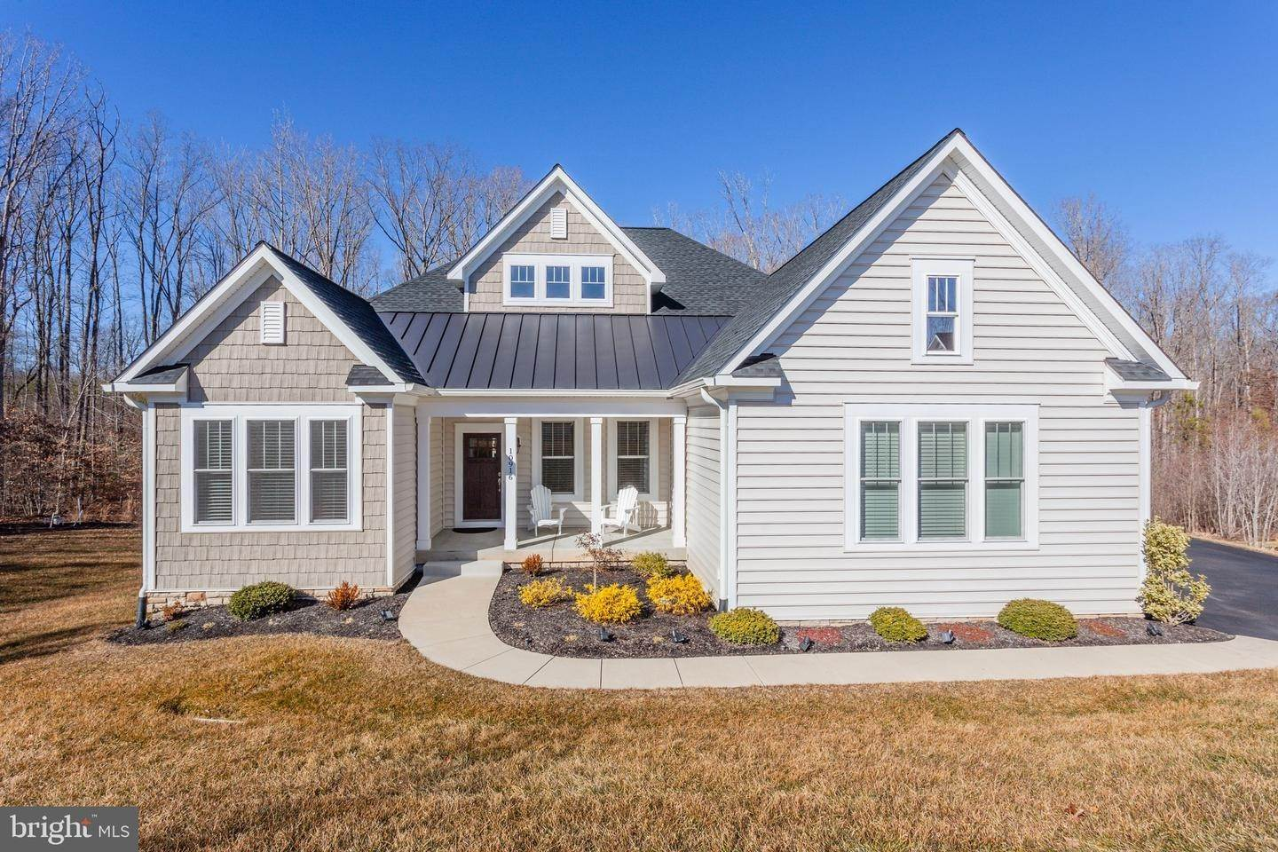 Single Family Homes pour l Vente à Spotsylvania, Virginia, 22553 États-Unis