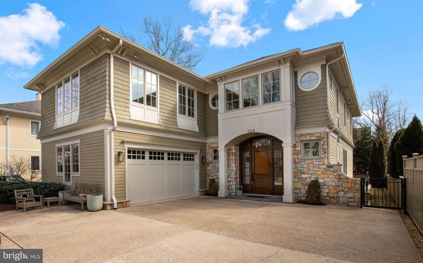 Single Family Homes for Sale at Bethesda, Maryland, 20814 United States