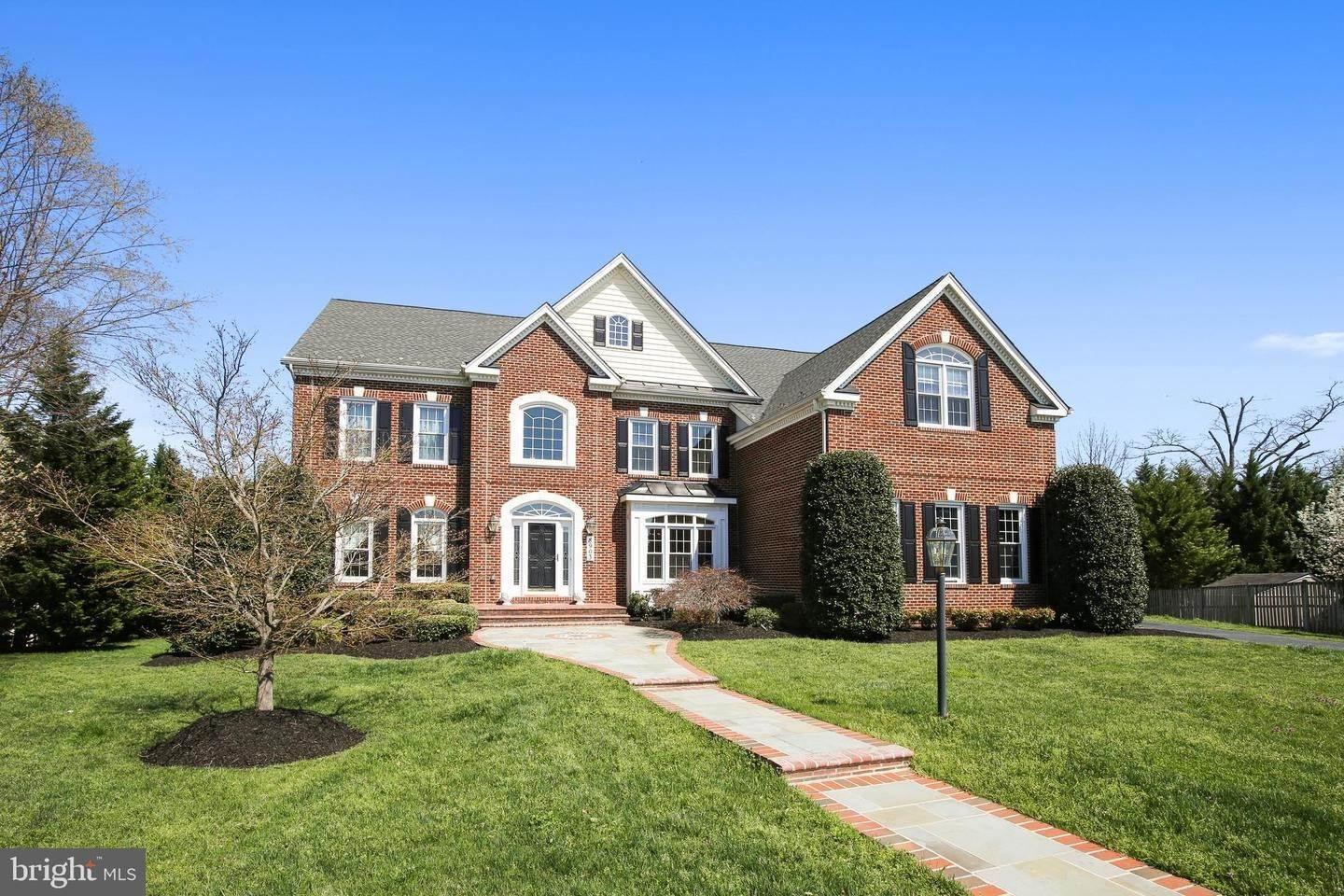 4. Single Family Homes à Alexandria, Virginia, 22309 États-Unis