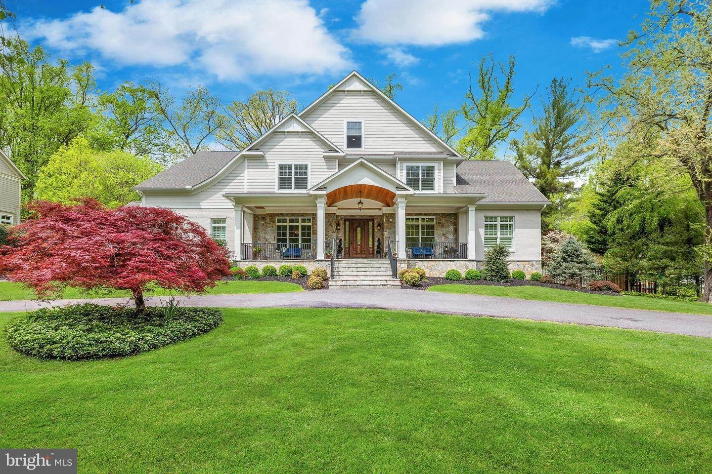 Single Family Homes for Sale at Potomac, Maryland, 20854 United States