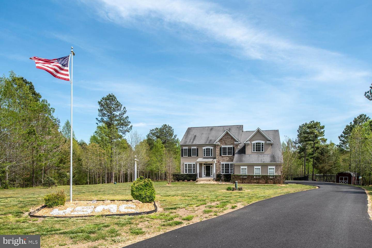 Single Family Homes pour l Vente à Spotsylvania, Virginia, 22551 États-Unis