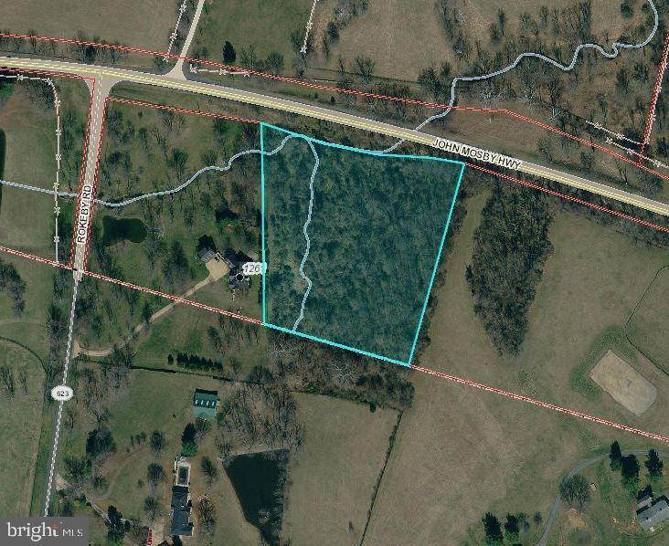 Land for Sale at Upperville, Virginia, 20184 United States