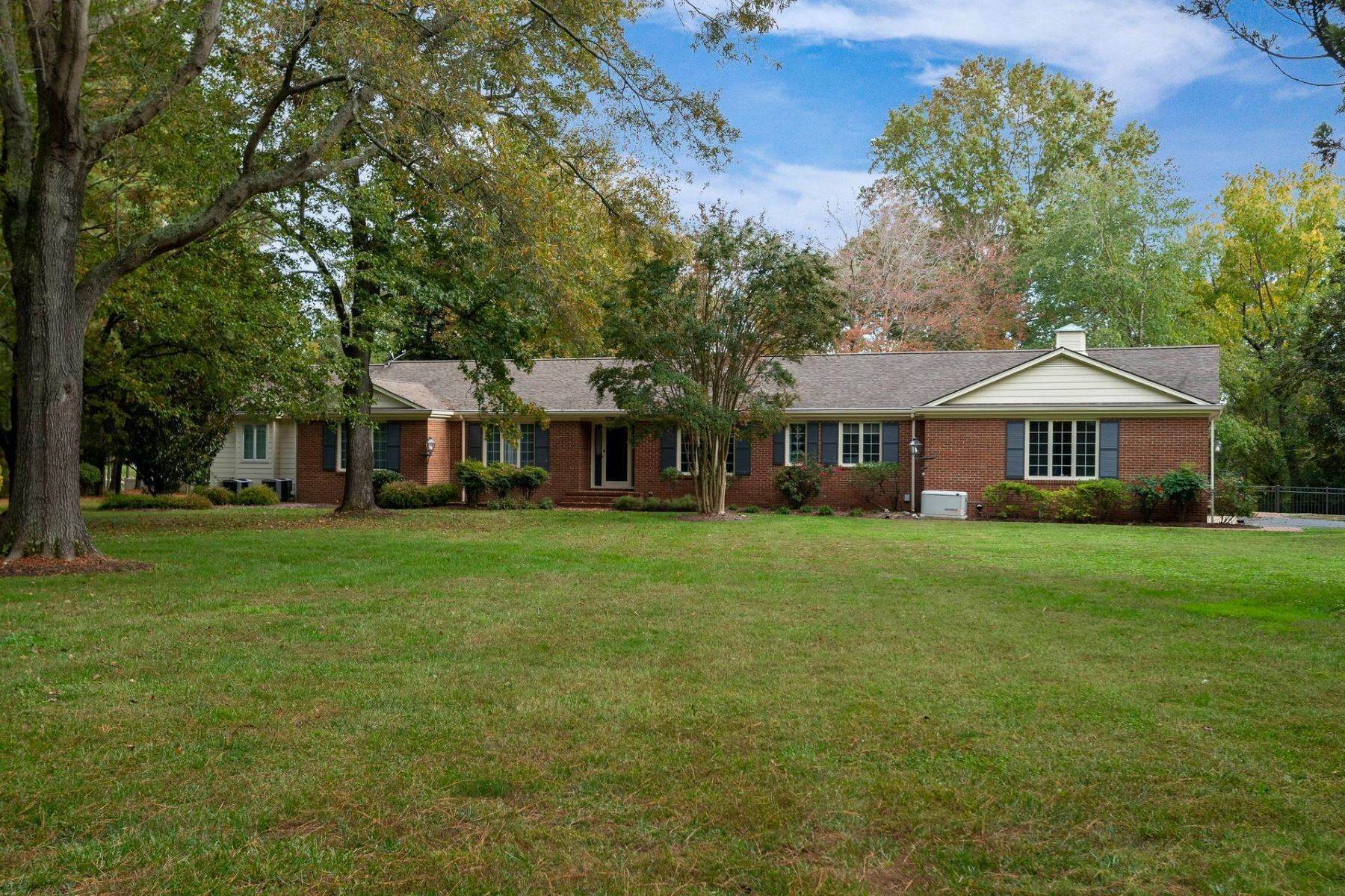 Single Family Homes for Sale at Oxford, Maryland, 21654 United States