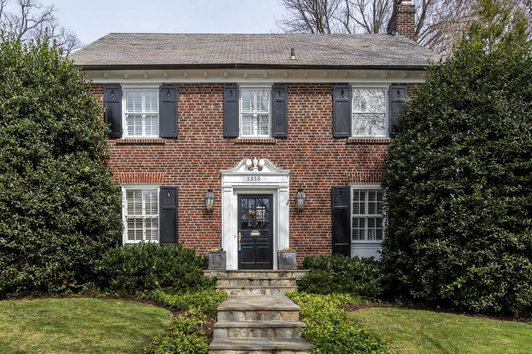 Single Family Homes for Sale at Chevy Chase, Washington, District Of Columbia, 20015 United States