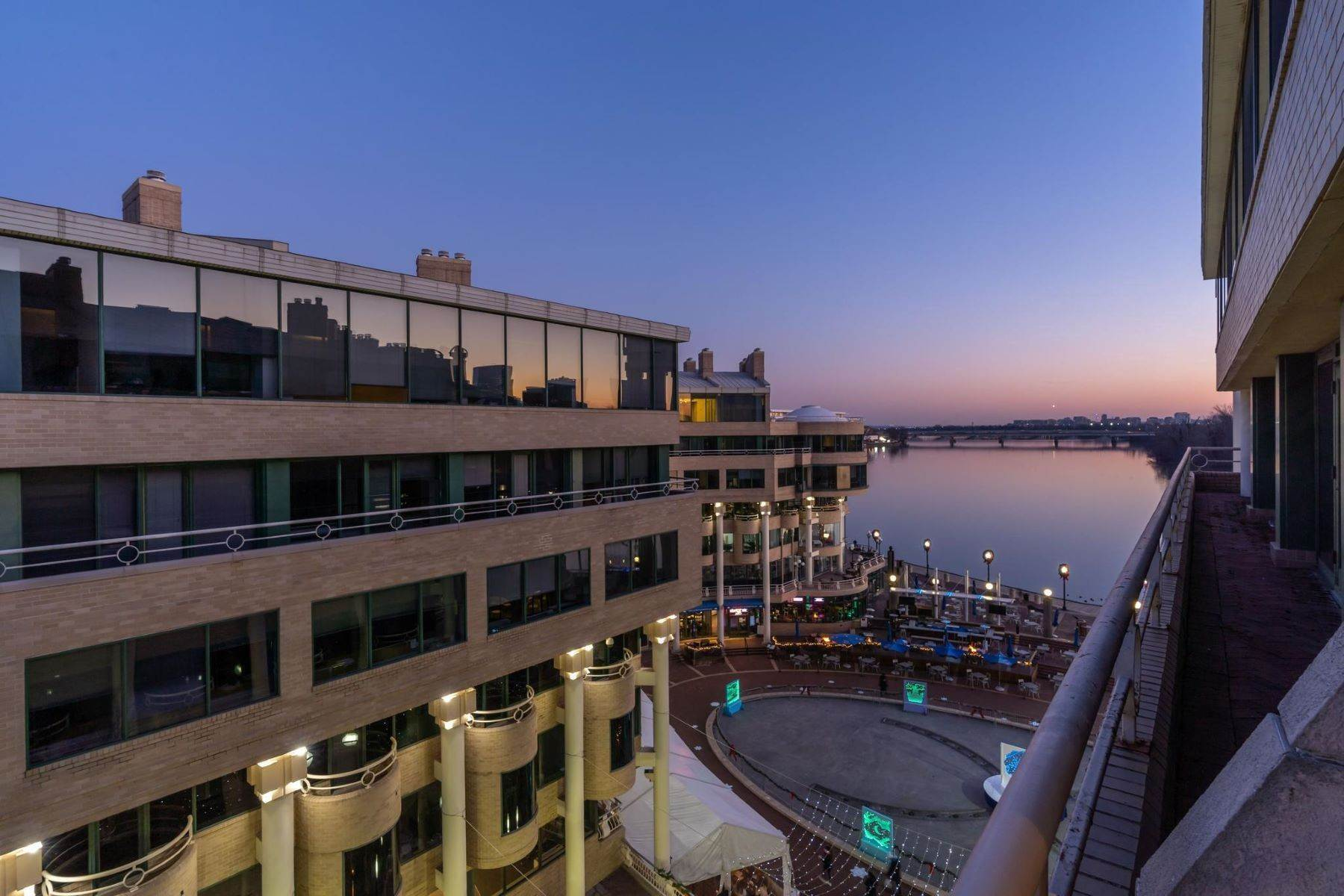 Property alle Georgetown Waterfront 3030 K St NW #210, Georgetown, Washington, Distretto Di Columbia, 20007 Stati Uniti