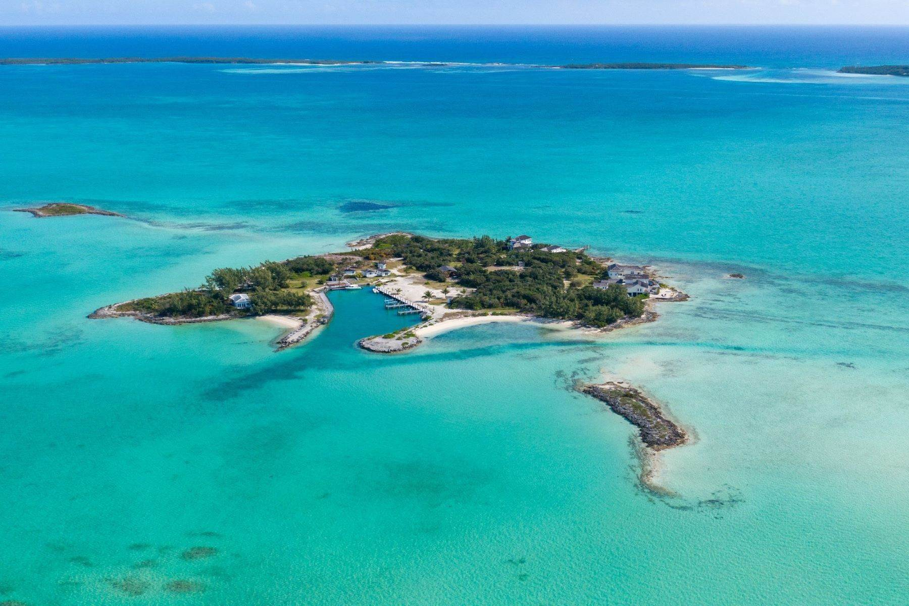 Private Islands for Sale at Harbour Island, Eleuthera, Bahamas