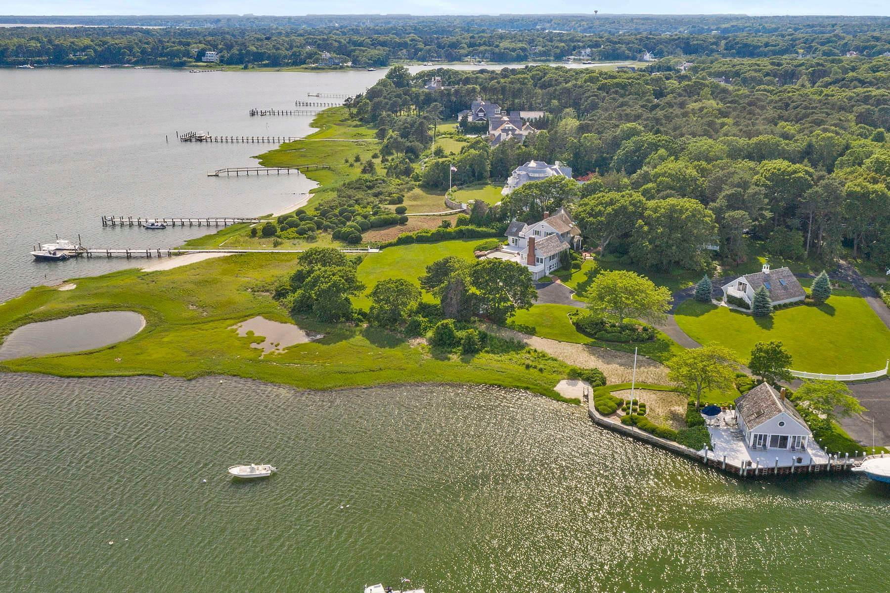 Single Family Homes per Vendita alle ore Osterville, Massachusetts, 02655 Stati Uniti