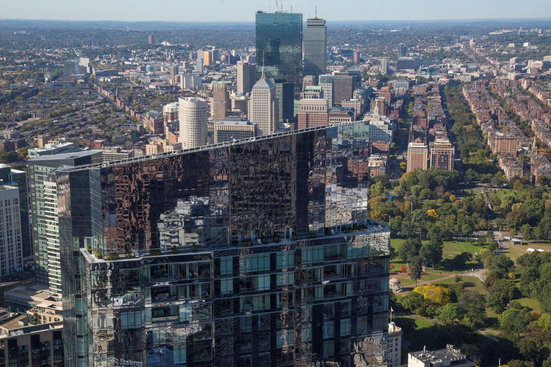 Condominiums for Sale at Millennium Tower 'The Grand Penthouse' Single Floor Residence 1 Franklin Street, Unit GPH, Downtown Boston, Boston, Massachusetts, 02110 United States