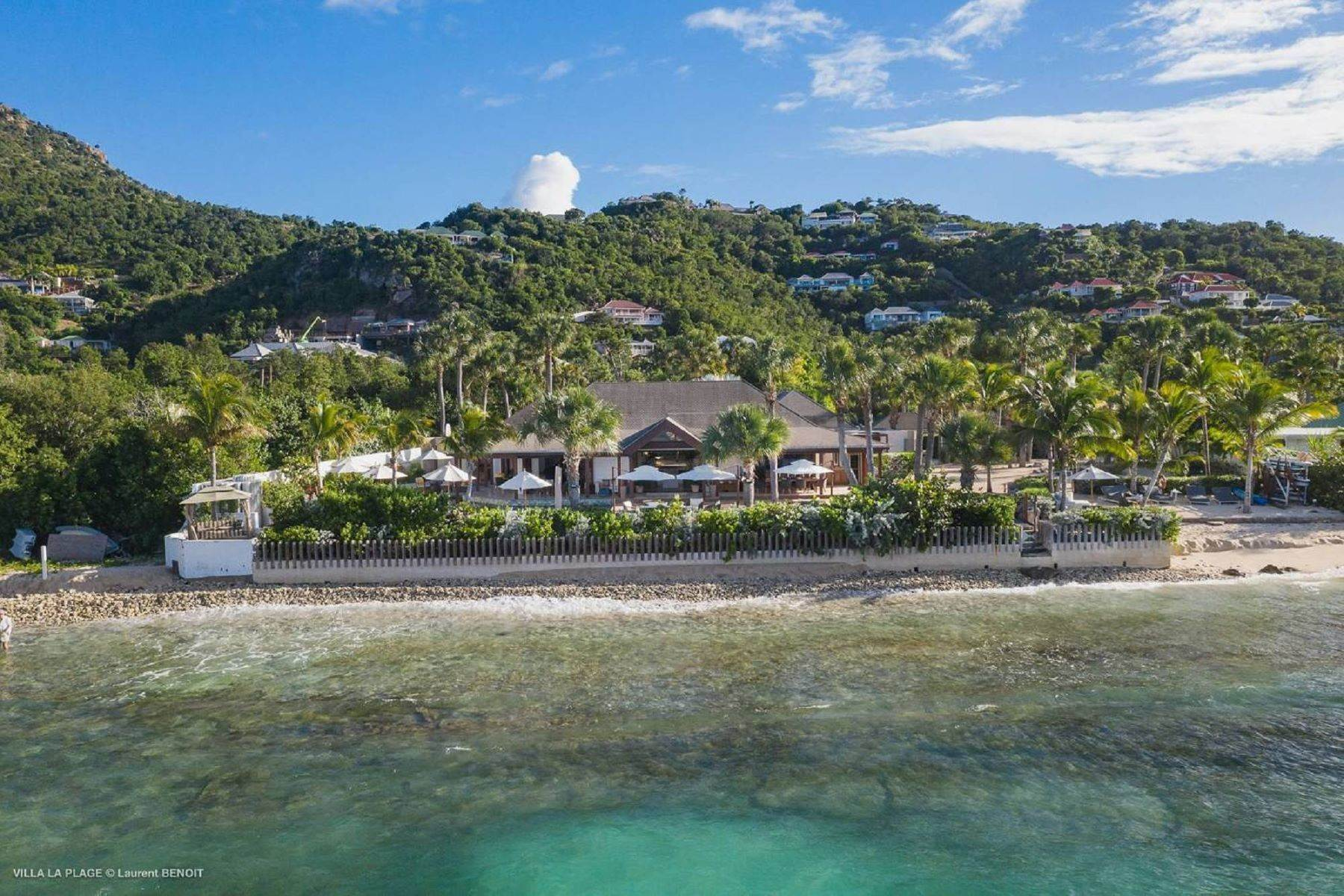 Single Family Homes for Sale at Villa La Plage Other St. Barthelemy, St. Barthelemy