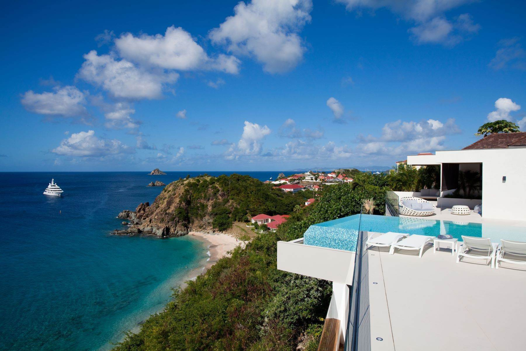 Single Family Homes pour l Vente à Villa Vitti Lurin, Lurin, 97133 St. Barthelemy