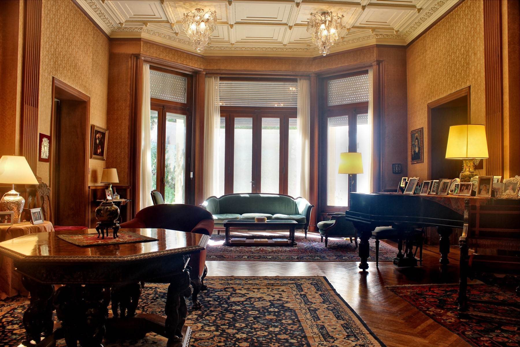townhouses for Sale at Elegant French-style mansion Villanueva 1300, Buenos Aires, Buenos Aires, C1426BMJ Argentina