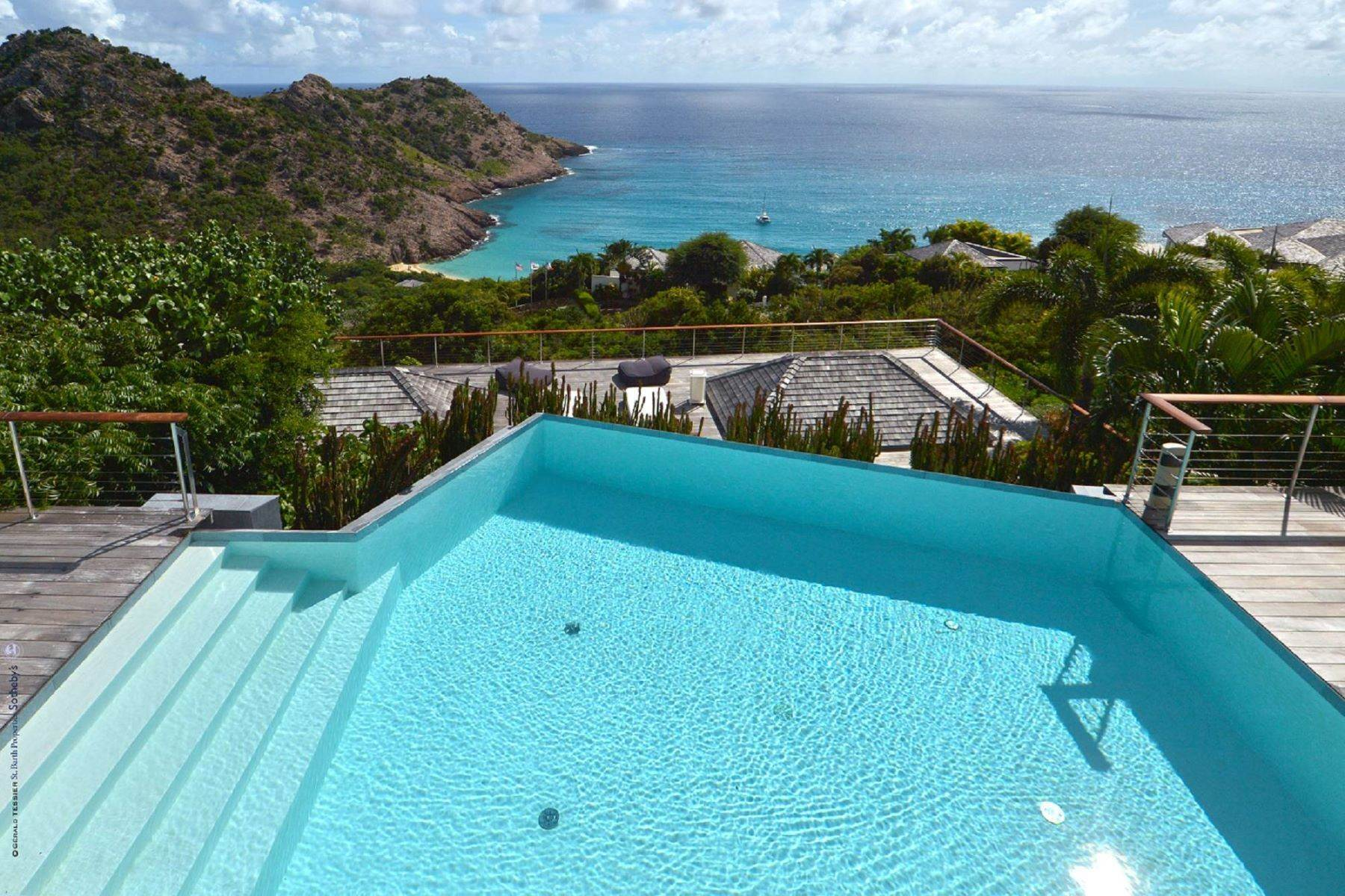 Single Family Homes for Sale at Villa Blue Dragon Other St. Barthelemy, St. Barthelemy