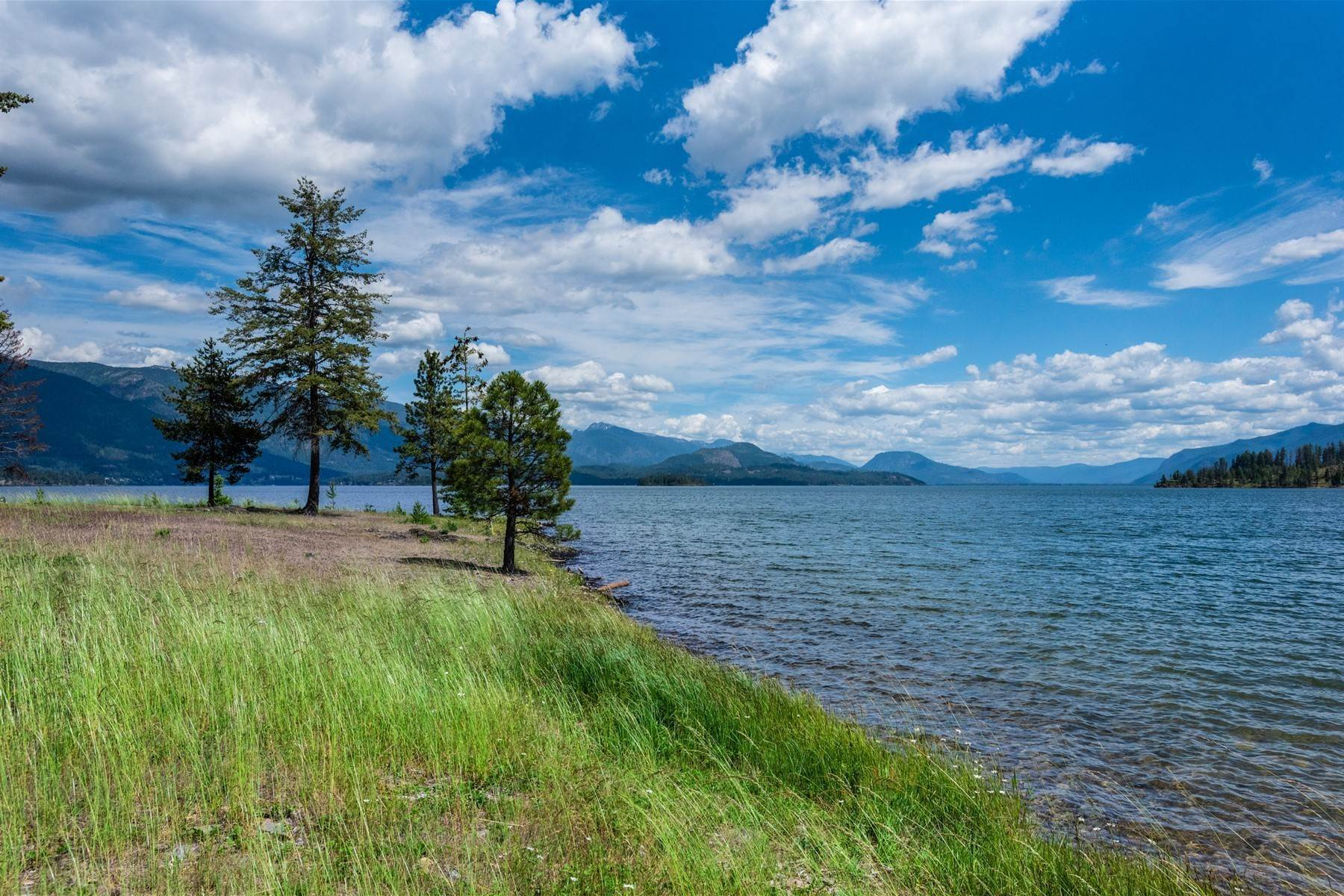 Land for Sale at Glengary Waterfront 255 McLean Dr, Sagle, Idaho, 83860 United States