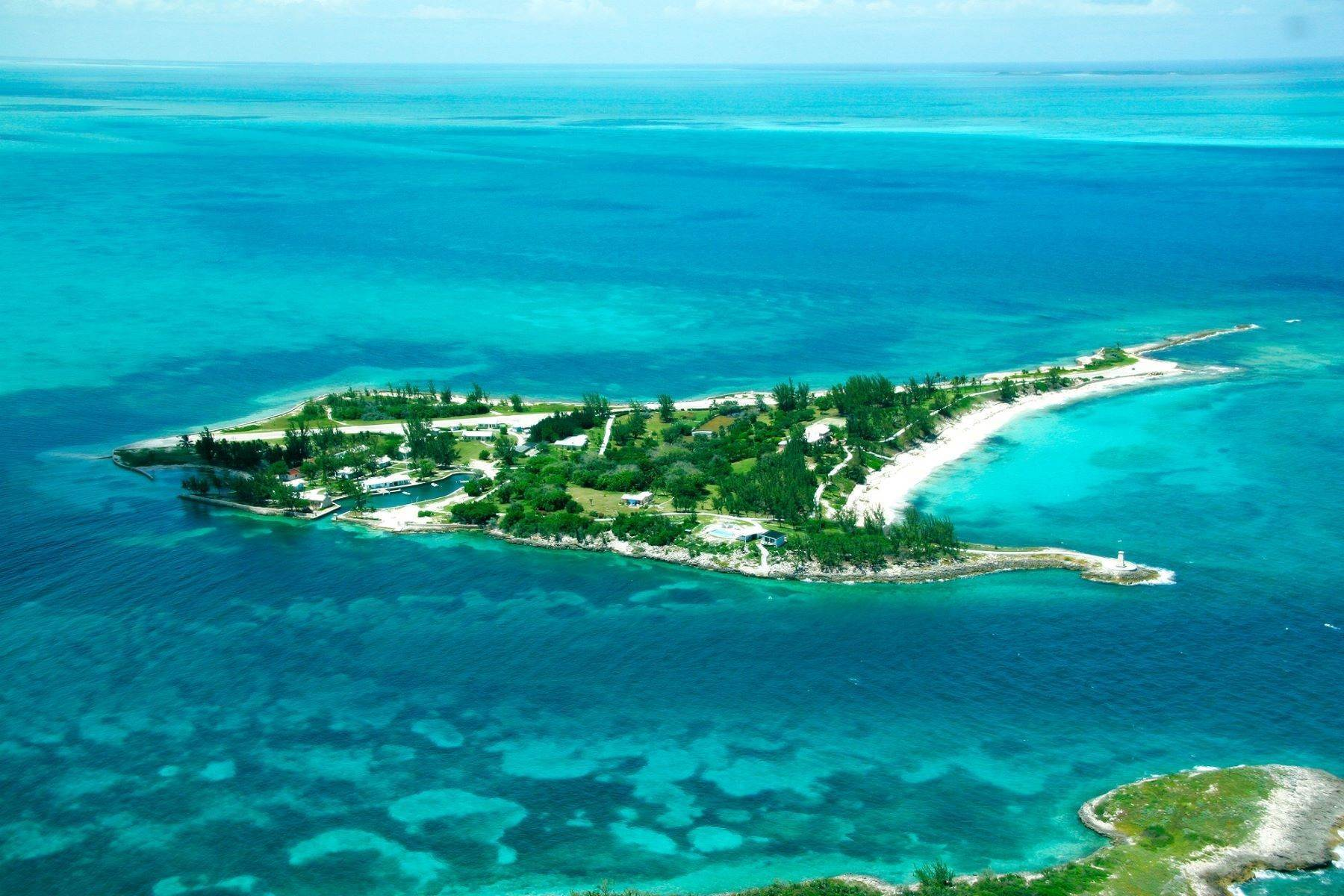 Private Islands for Sale at Whale Cay, Berry Islands, Bahamas