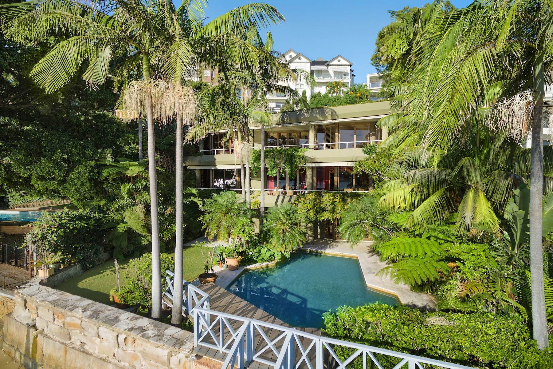 Other Residential Homes per Vendita alle ore 20 Wolseley Road, Point Piper Sydney, New South Wales, 2027 Australia