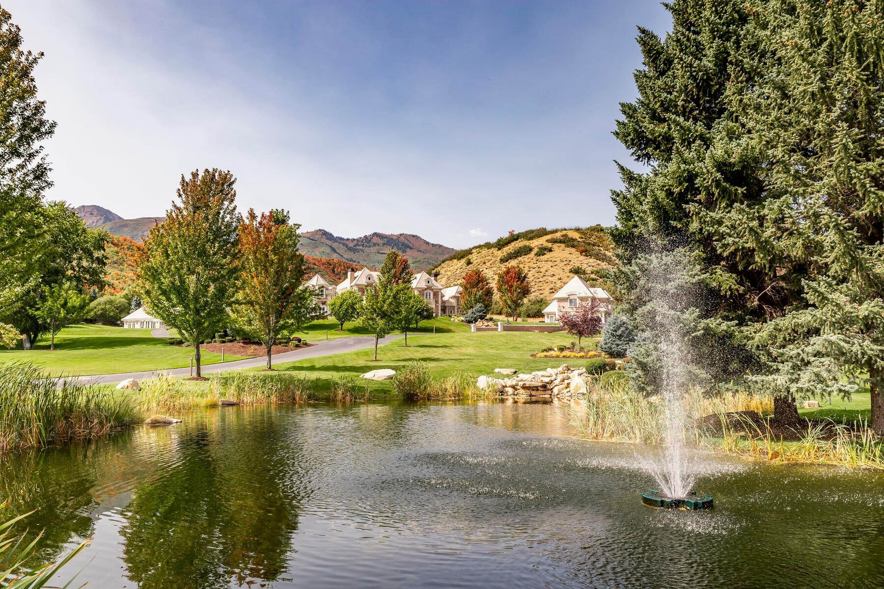 32. Farm and Ranch Properties bei 533 N Left Fork Hobble Creek Cyn, Springville, Utah, 84663 Vereinigte Staaten