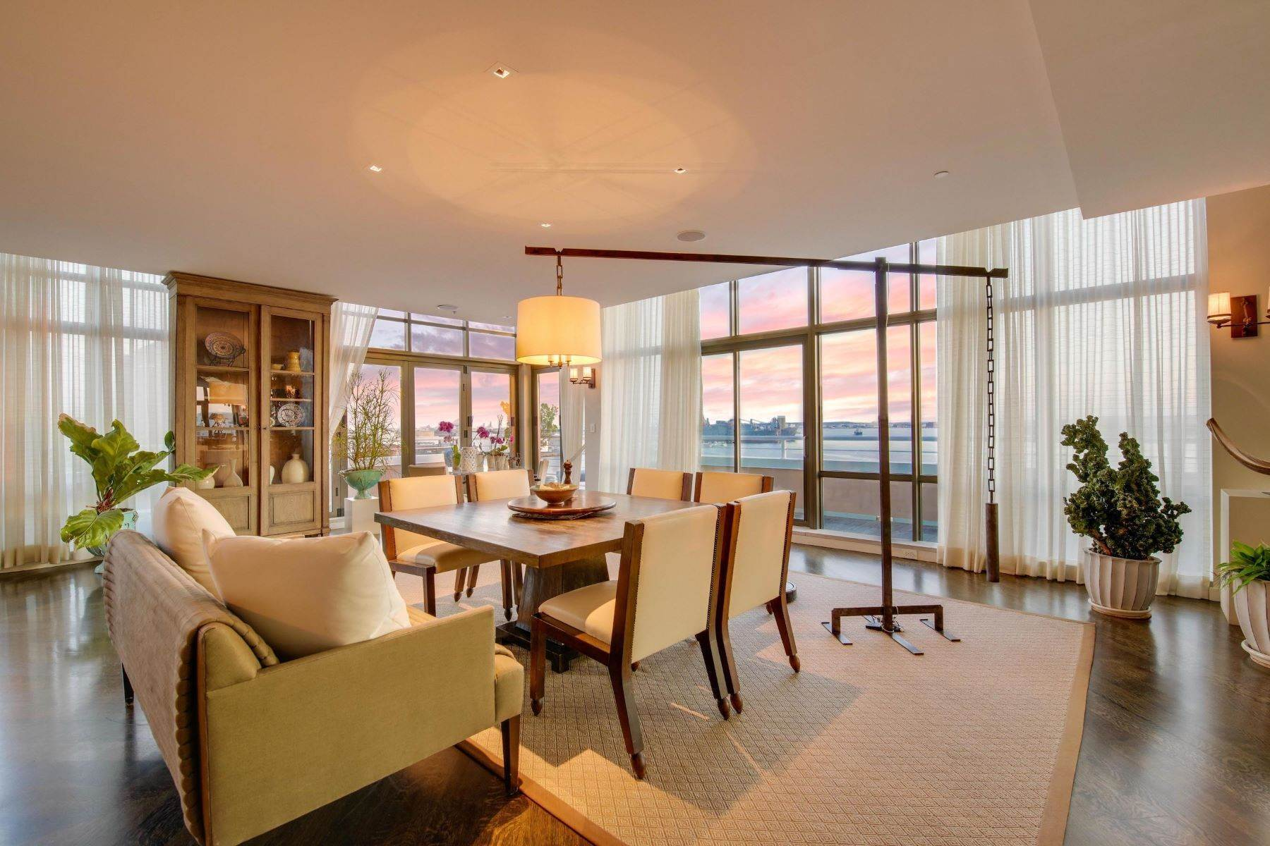 Condominiums for Sale at Waterfront Penthouse in Canton Cove 2901 Boston Street #610, Baltimore, Maryland, 21224 United States