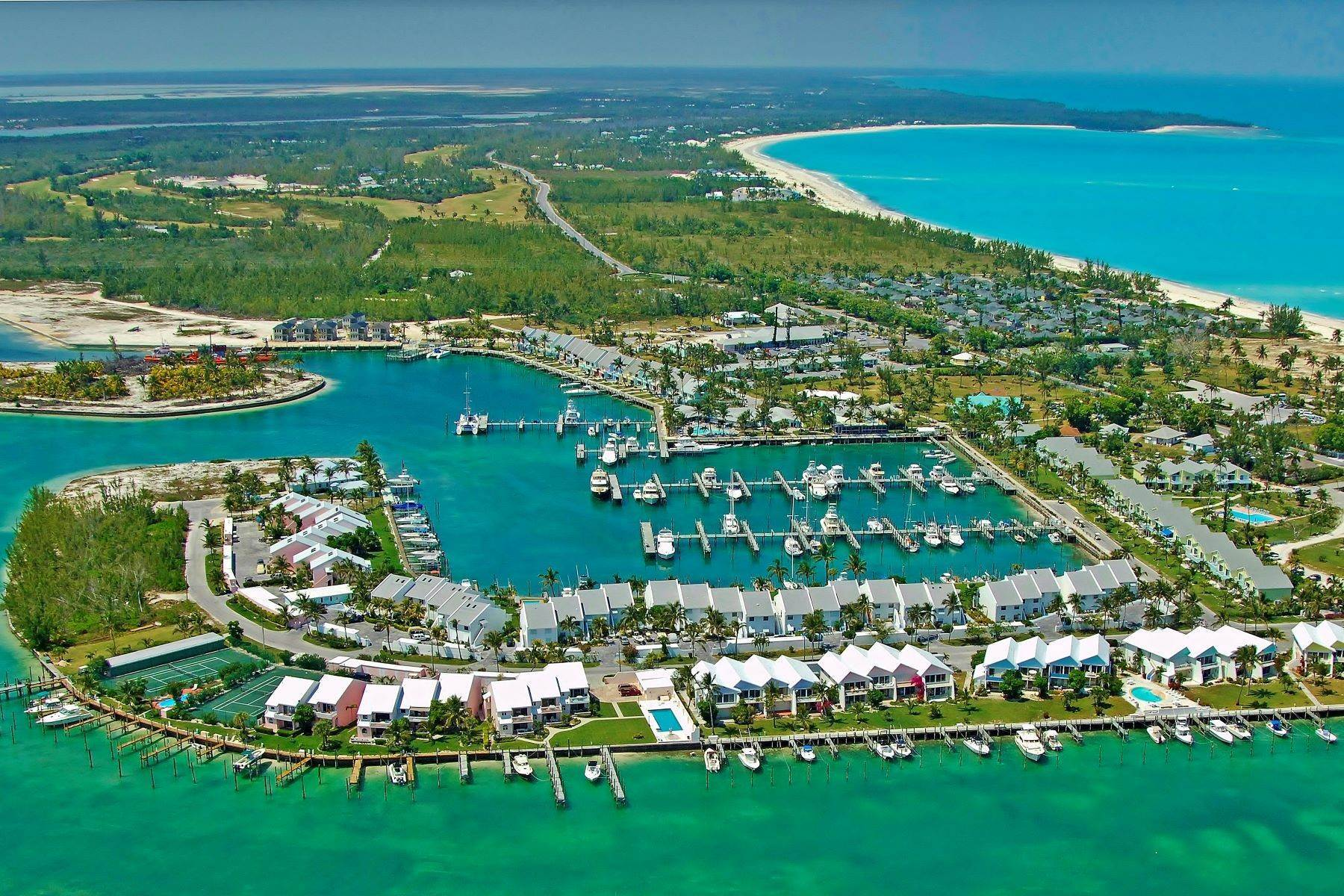 7. Land at Treasure Cay, Abaco, Bahamas