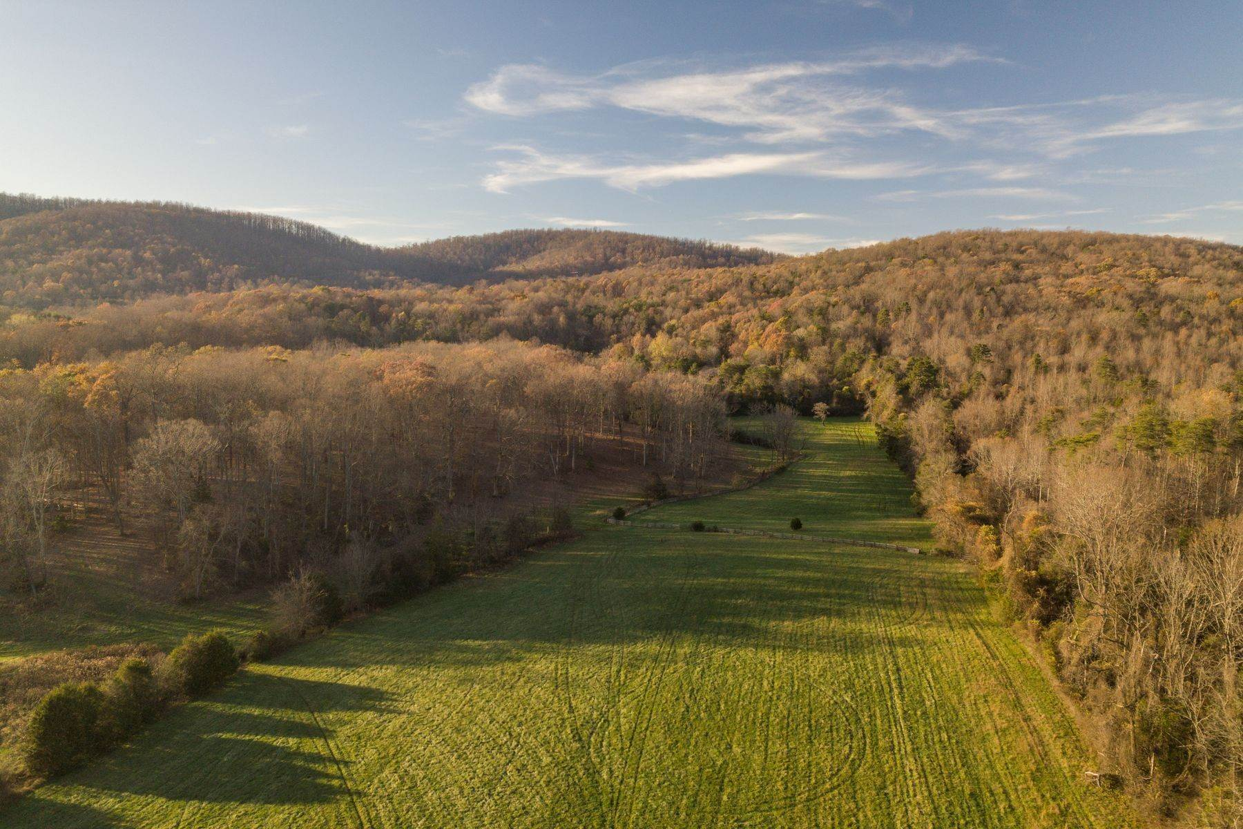 Land for Sale at Keswick, Virginia, 22947 United States