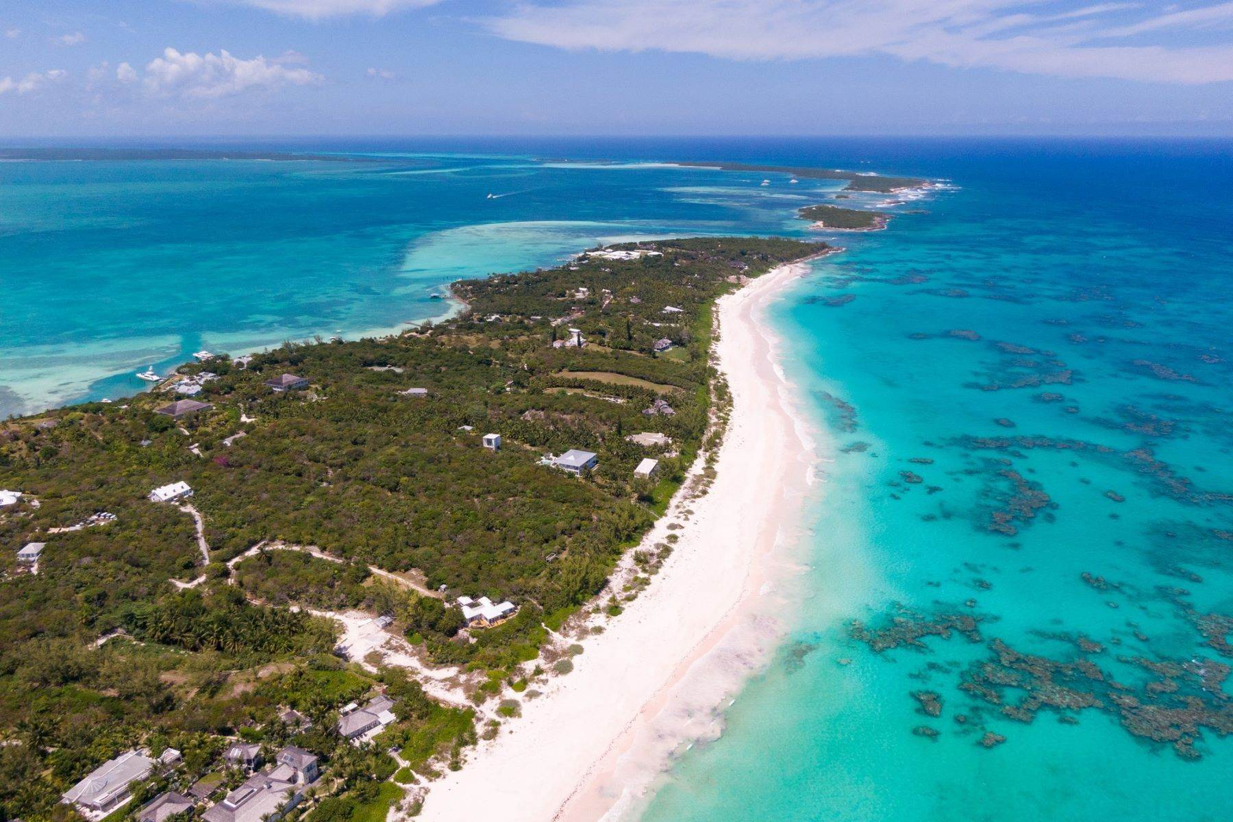 Land for Sale at Beachfront Acreage Harbour Island, Parcel 17, The Narrows, Harbour Island, Eleuthera, 00 Bahamas