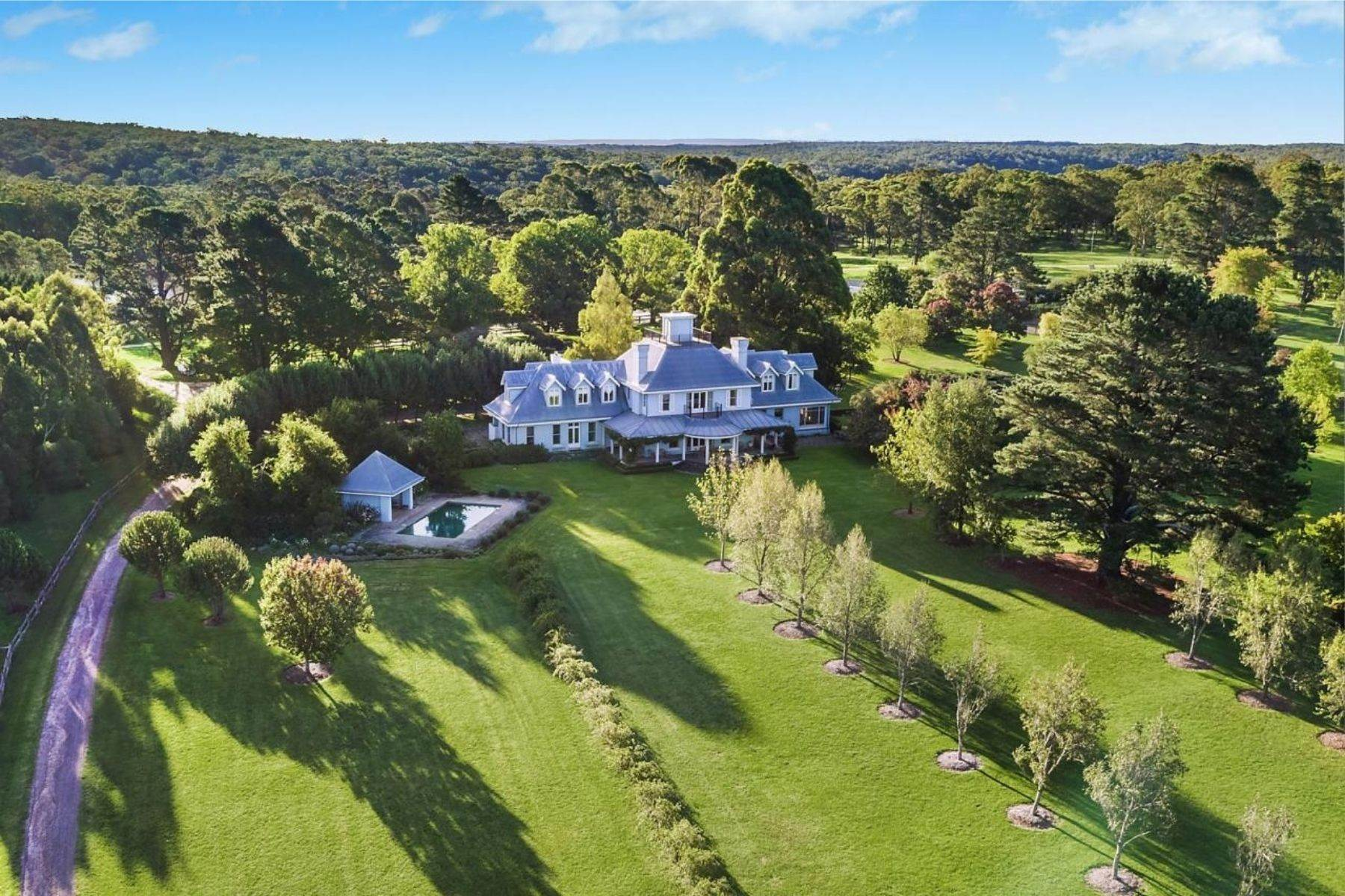 Single Family Homes per Vendita alle ore Wattle Ridge Farm Wattle Ridge Road, Sydney, New South Wales, 2576 Australia
