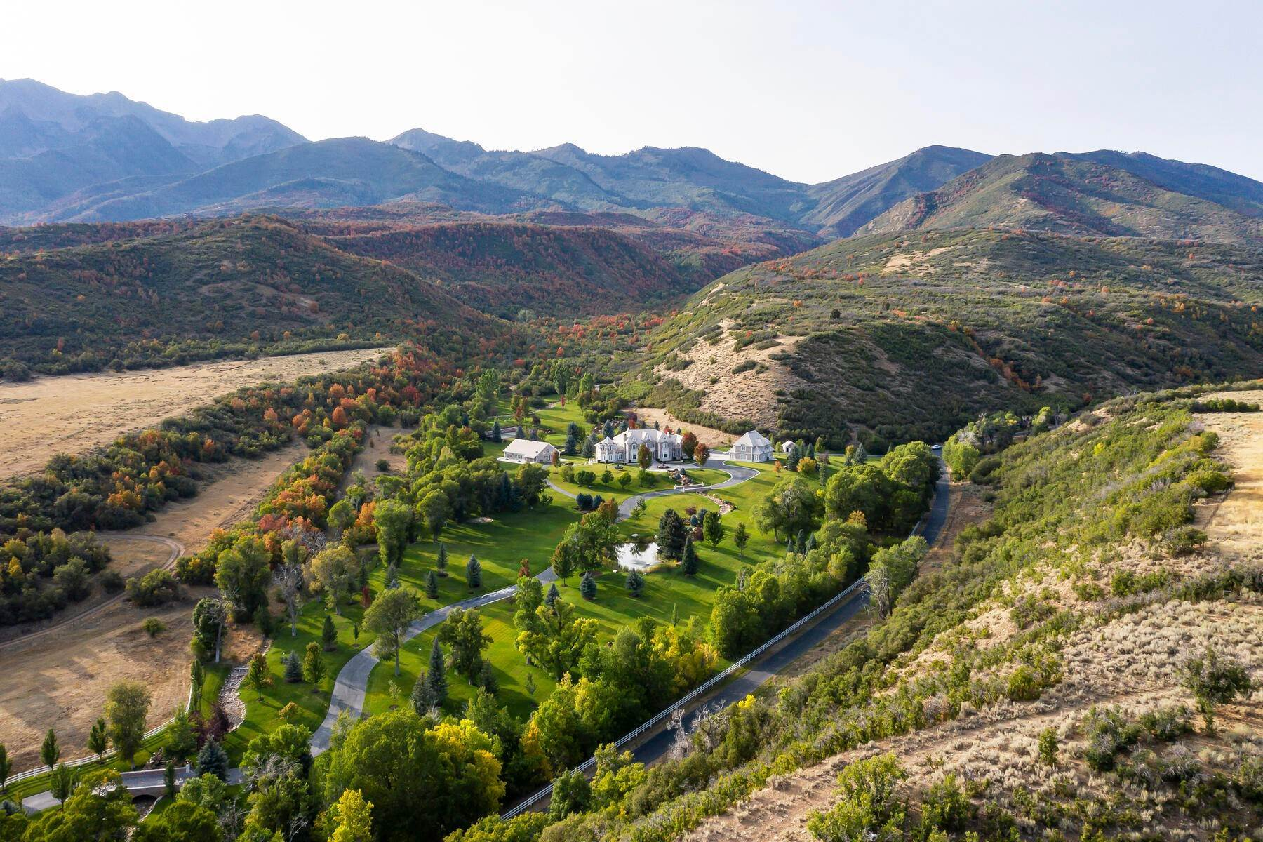 3. Farm and Ranch Properties bei 533 N Left Fork Hobble Creek Cyn, Springville, Utah, 84663 Vereinigte Staaten