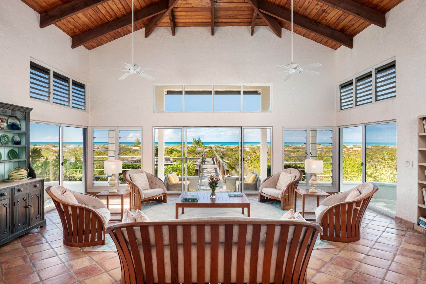 Single Family Homes for Sale at Casuarinas Cottage Pine Cay, Pine Cay, Pine Cay, TCI BWI Turks And Caicos Islands