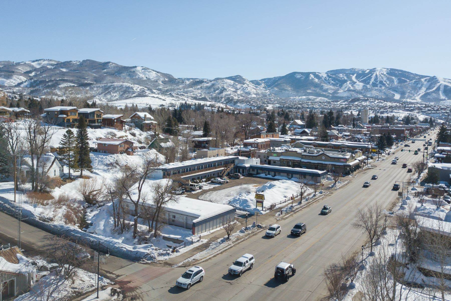 Property per Vendita alle ore Gateway to Downtown Steamboat 1122 Lincoln Avenue, Steamboat Springs, Colorado, 80487 Stati Uniti