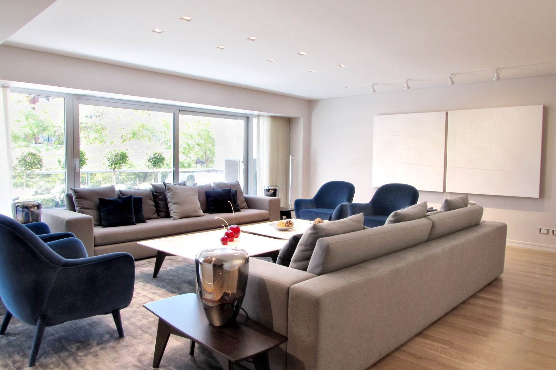Apartments for Sale at Sophisticated apartment Av. Figueroa Alcorta 3000, Buenos Aires, Buenos Aires, C1425CKW Argentina