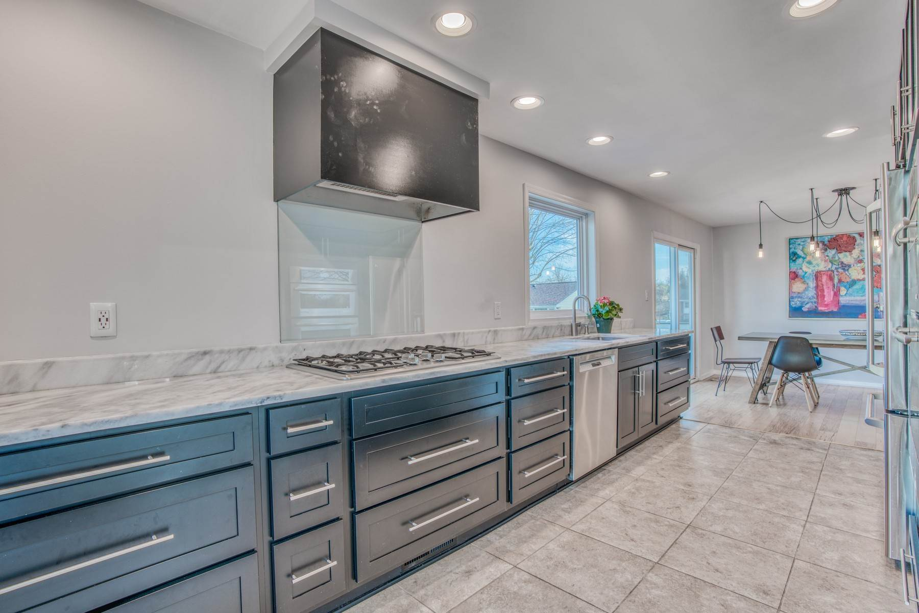 Single Family Homes for Sale at Chic, Sophisticated, and Contemporary 3 Silent Meadow Court, Cockeysville, Maryland, 21030 United States