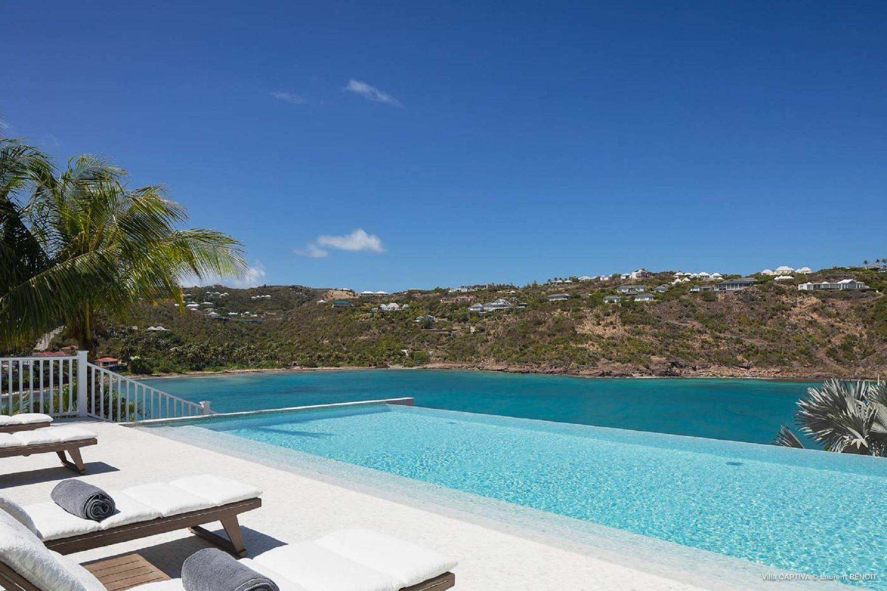 Single Family Homes for Sale at Villla Captiva Marigot, Other St. Barthelemy, 97133 St. Barthelemy