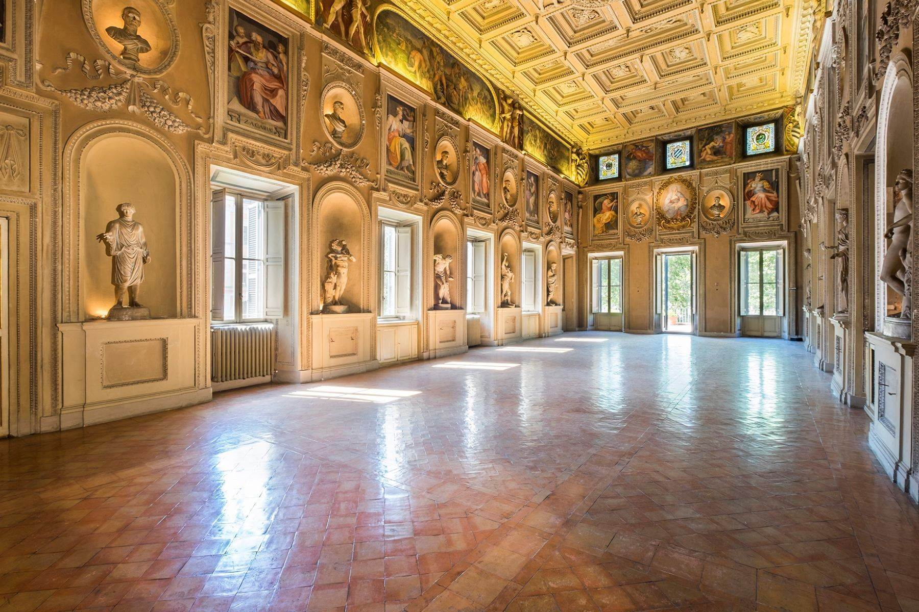 Other Residential Homes のために 売買 アット Palazzo Sacchetti, a pearl of the late reinassance in the heart of Rome Rome, ローマ, イタリア
