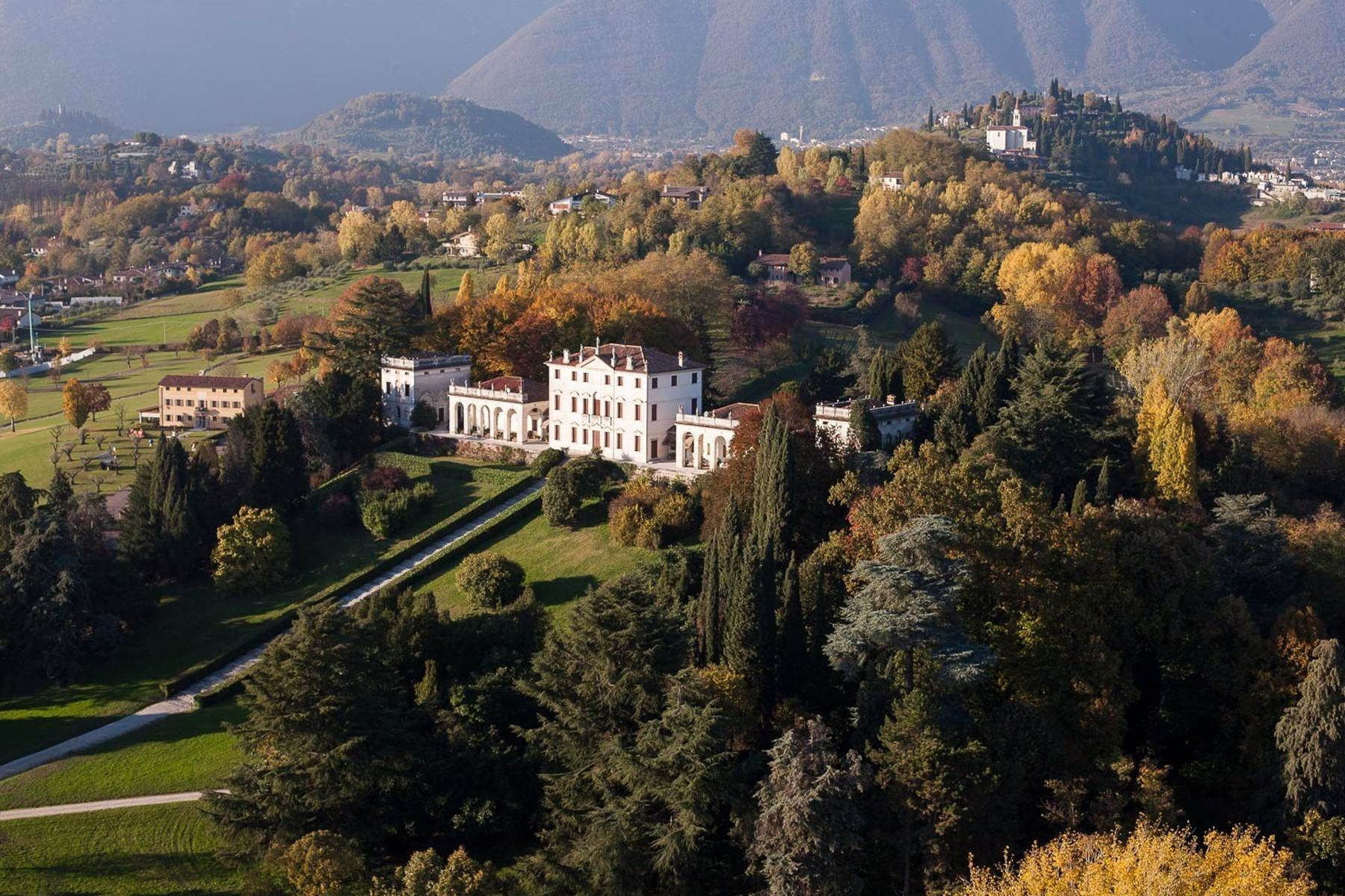 Other Residential Homes for Sale at Commanding historical Venetian villa Mussolente, Vicenza, Italy