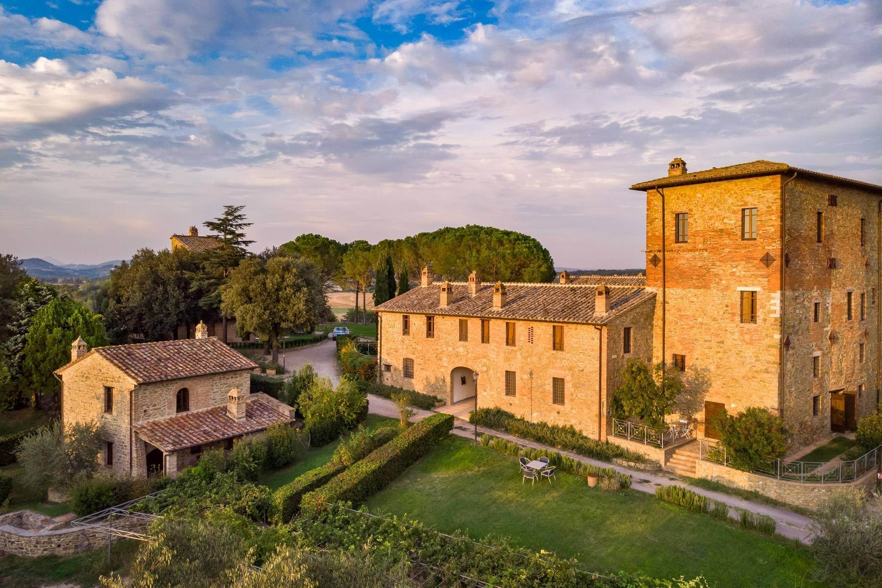 Other Residential Homes for Sale at Magnificent castle in the heart of Umbria Marsciano, Perugia, Italy