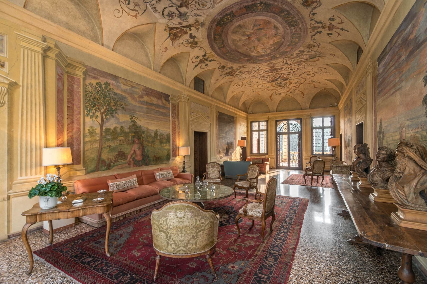 Other Residential Homes for Sale at Magnificent villa of historical and artistic value Monselice, Padua, Italy