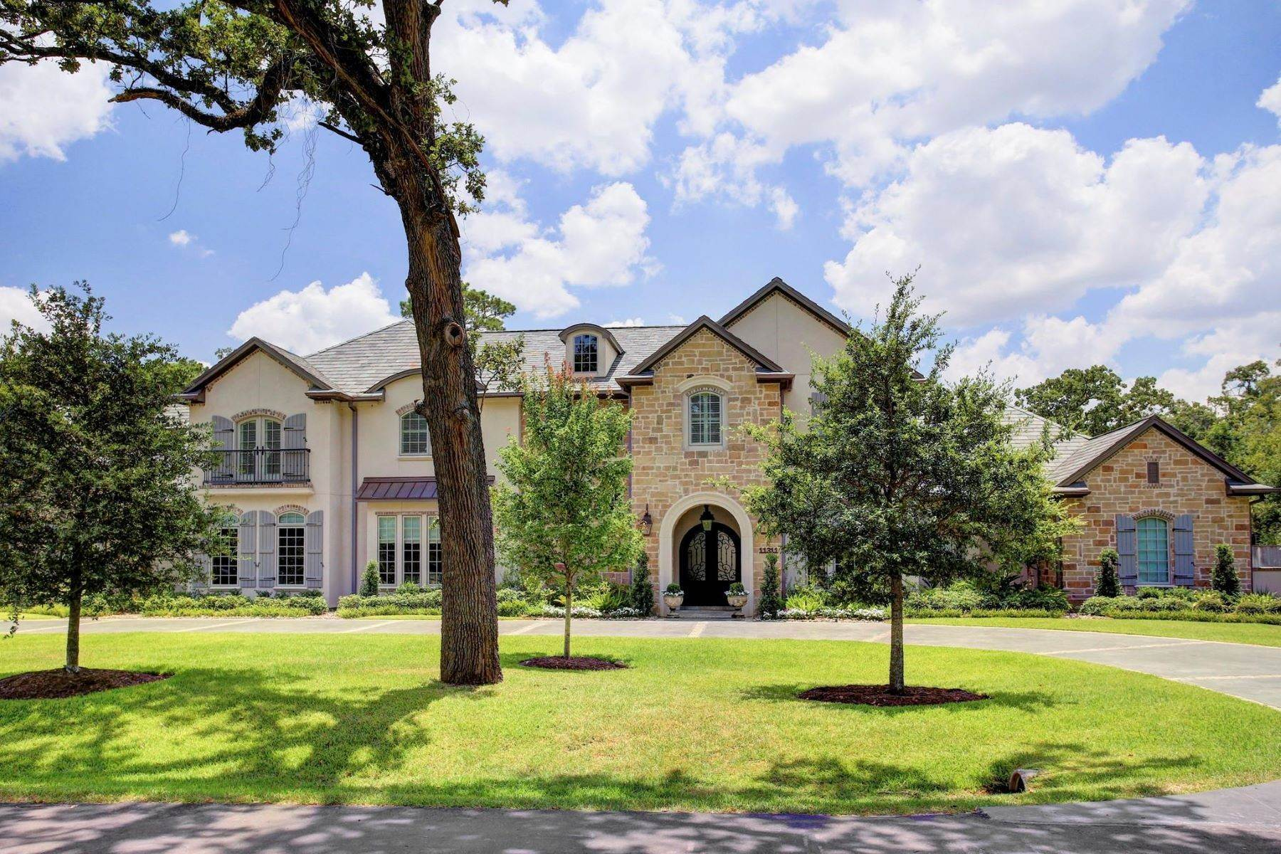 Single Family Homes for Sale at Piney Point Village, Texas, 77024 United States