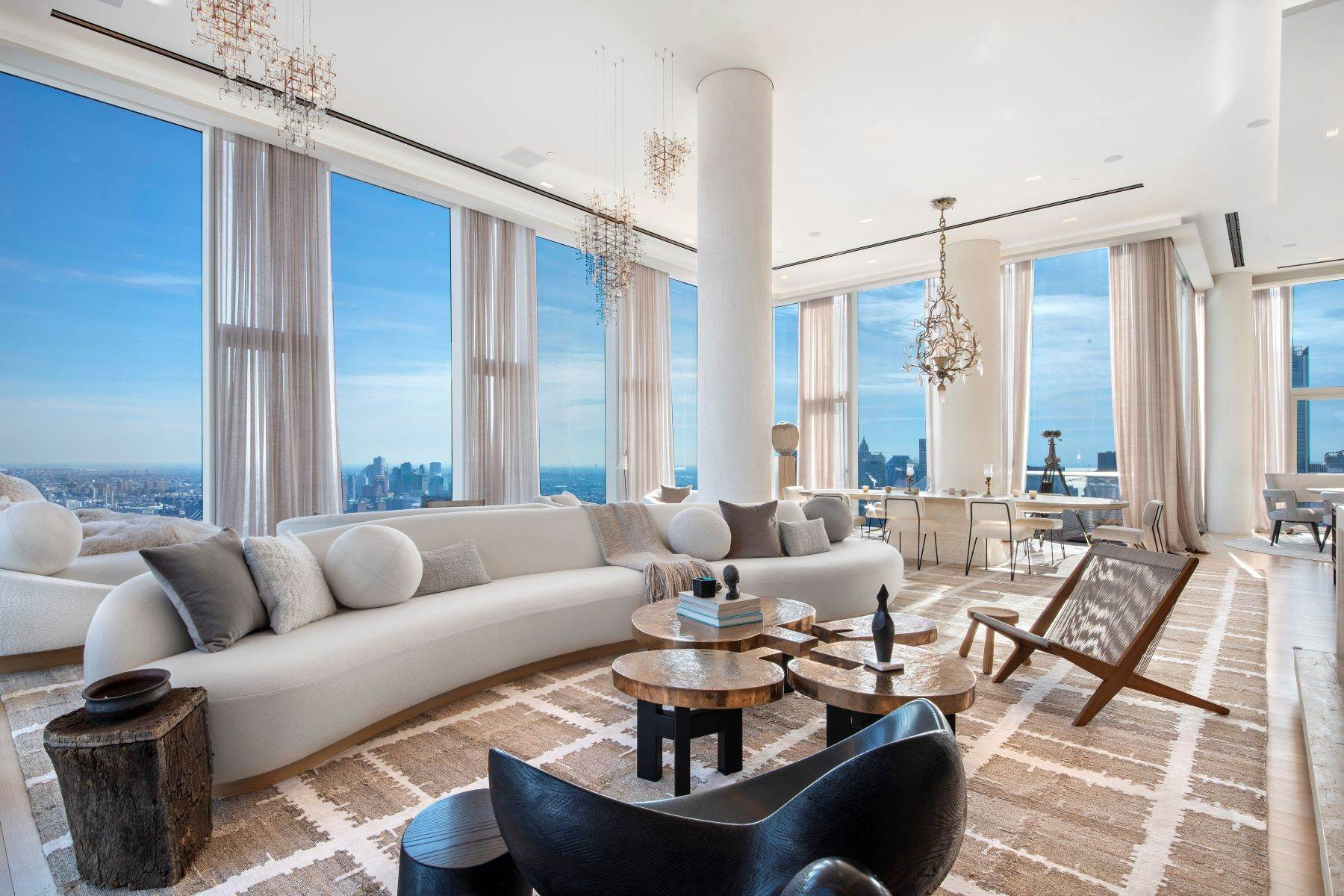 Condominiums for Sale at Downtown Manhattan, New York, New York, 10013 United States