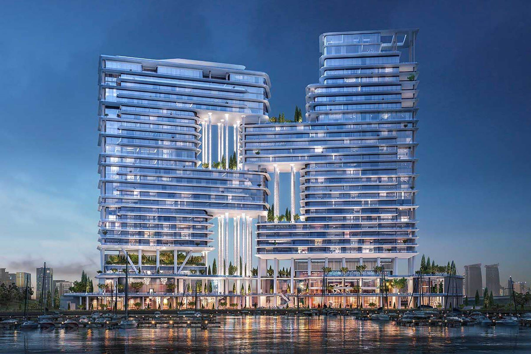 Apartments pour l Vente à Super Penthouse (Triplex) Dorchester Collection Dorchester Collection Dubai, Business Bay, Dubai, 0 Émirats Arabes Unis